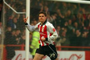 former cheltenham town striker back at liverpool in coaching role