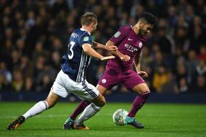 Why West Brom boss Tony Pulis reckons Gareth McAuey might regret returning against Man City