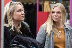 this crazy eastenders fan theory says ronnie and roxy are still alive