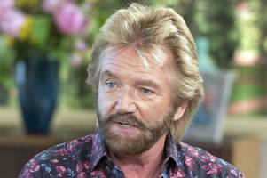 former deal or no deal star noel edmonds gives tearful interview as he opens up about suicide attempt