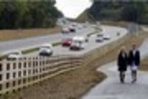 kent college head says a21 dual project will slash the school run...