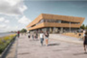 official plans for princes parade in hythe have been revealed -...