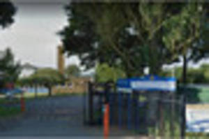 a school has issued a warning  after a suspicious man contacted...