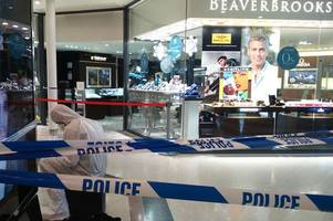 do you remember hanley beaverbrooks raid? documentary airing tonight will show how romanian crime gang was caught