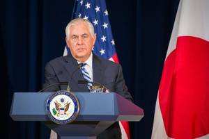 Tillerson Says Remains Hopeful Iran Will Negotiate Changes In Nuclear Deal