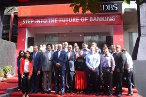 percept ice manages the new office launch of dbs