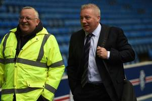ally mccoist says rangers injury problems will determine how celtic line up on saturday