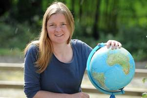 Castle Douglas woman representing Galloway and Southern Ayrshire UNESCO Biosphere at major event in Italy