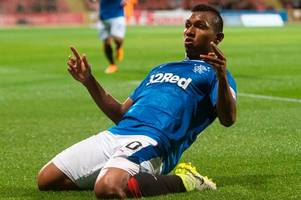 Rangers will see Alfredo Morelos' price tag soar if he bags derby goal against Celtic