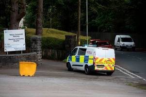 Man dies of his injuries three weeks after alleged assault at Welsh hospital