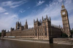 a man threatened to bomb the houses of parliament and slit the throat of a neighbour's dog