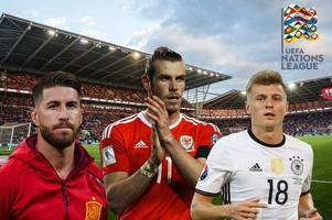 why wales could be playing spain and germany in cardiff this time next year
