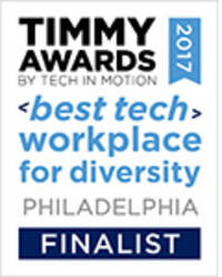 Philadelphia and San Francisco Timmy Awards Selects The Meet Group as a Best Tech Workplace for Diversity Finalist