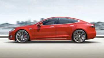 Tesla Working With AMD on Self-Driving Car Processor