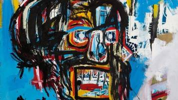 'he was the man' - young artists on basquiat