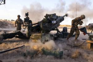 coalition begins attacks on last isis pockets in iraq