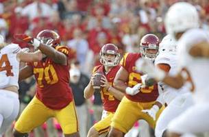 college football on fox: where does sam darnold fit in matt leinart's 'heisman hopefuls'?