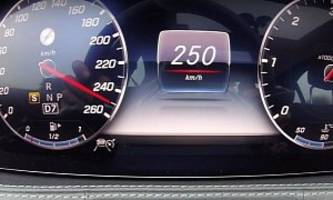 2018 Mercedes-Benz S 400d Acceleration Test Shows Insights on 340 HP 2.9-Liter