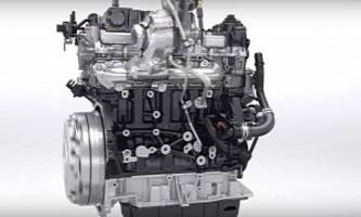 ford explains new ecoblue diesel  engine with animated video