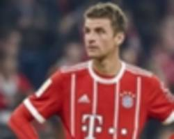Bayern hit 13-year low with second-half collapse against Wolfsburg