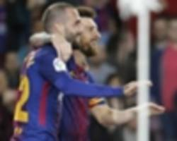 girona vs barcelona: tv channel, stream, kick-off time, odds & match preview