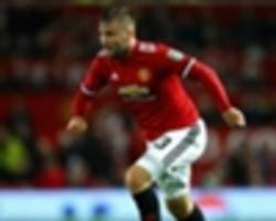 'he has to improve' - mourinho sends warning to shaw over his man utd place