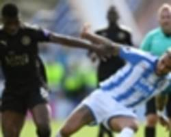 'small fracture' sidelines u.s. international williams for huddersfield