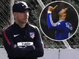 diego costa signing will not cause squad atletico problems