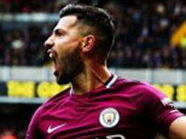manchester city's sergio aguero is ultimate city slicker