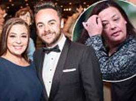 ant mcpartlin and lisa armstrong 'hit by marriage  claims'