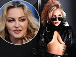 Lady Gaga dishes the dirt on her famous feud with Madonna