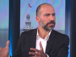 'there is a high cost to a bad reputation,' uber's ceo warns employees after being banned in london