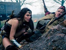 'wonder woman' had a bad foreign box office performance compared to most superhero movies (twx)