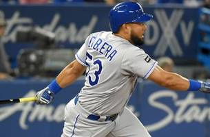 royals visit white sox with slim playoff hopes in tow