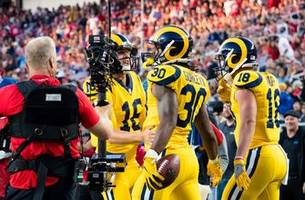 Rams win in a shootout over the 49ers 41-39