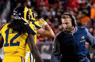 los angeles rams are 2-1 after week 3 - are they the best team in the nfc west?