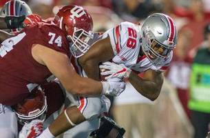 Hoosiers use off week to prepare for Georgia Southern ground game