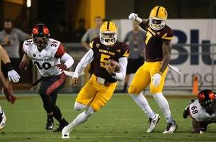 Struggling Arizona State opens Pac-12 play vs. resurgent Oregon