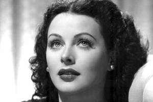 behind him: hedy lamarr is a bygone beauty, but she was also a genius (guest blog)