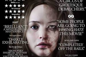'mother!' releases 'atrocious' new poster and even fans of the film hate it