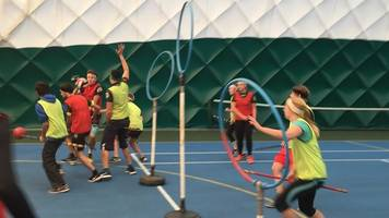 Quidditch team to get on broomsticks in Premier League