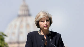 Complete Preview Of Theresa May's Florence Brexit Speech