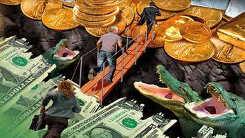 you're going to see a rush for gold - katusa warns de-dollarization is accelerating
