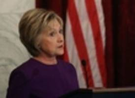 hillary clinton won't comment on anthony weiner-russian sexting conspiracy theories