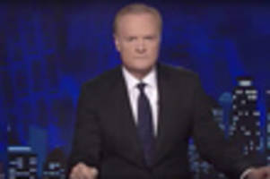 stop the hammering: lawrence o'donnell's meltdown video may have been leaked as retaliation