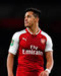 Alexis Sanchez: PSG to rival Man City for Arsenal star's signature