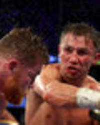 gennady golovkin promoter to hold talks with saul 'canelo' alvarez camp