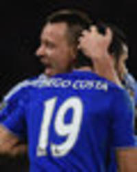John Terry posts touching tribute to departing Chelsea star Diego Costa