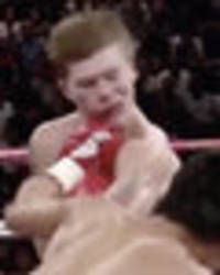 slow-mo footage shows amazing power of manny pacquiao punch that ko'd ricky hatton