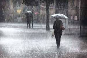 Moderate to heavy rain lashes several northern states
